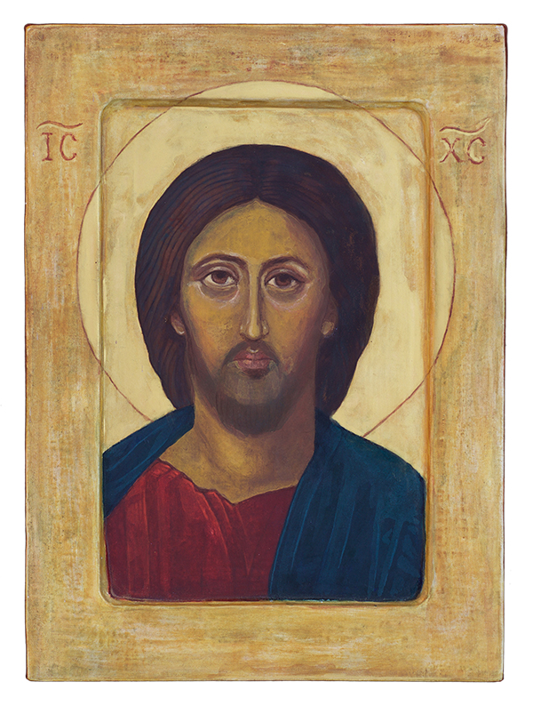 Christus uit eigen inspiratie